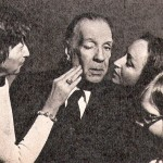 """Borges and his groupies"""