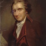 Thomas Paine, portrait by August Millière
