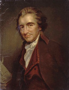 Thomas Paine, Rights of Man