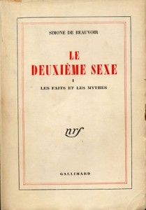 Simone de Beauvoir, The Second Sex